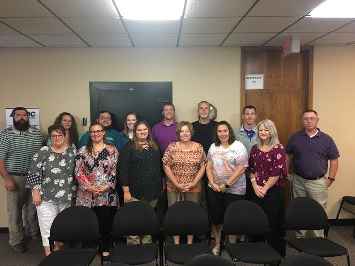 Herington Schools new staff
