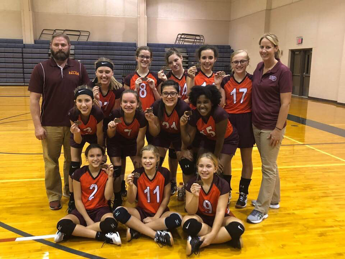 HMS Volleyball
